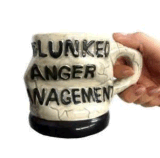 Tazza di ceramica della tazza di tè del caffè di corsa di nuovo disegno per l'accampamento