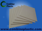 Haciendo publicidad de la muestra los materiales usar el PVC hacen espuma libremente tarjeta