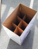 (4256) Farben-Drucken-Wein-Verpackungs-Kasten-Hauptkarton