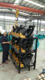 Сверхмощный грейферный ковш землечерпалки 3 тонны гидровлический сражается