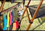 Hotest beweglicher Klapptisch-im Freien kampierender Bambusküche-Tisch 2015