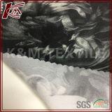 Spandex шелка 8% 92% смешал напечатанную Silk ткань сатинировки простирания