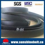 Классический обернутый пояс вентилятора пояса v с жестким высоким качеством шнура