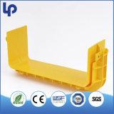Высокий Anti-Corrosion направляющий выступ подноса кабеля оптического волокна PVC