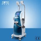Aïe laser de congélation de Lipo de machine de beauté de perte de poids de la cavitation rf d'ultrason de traitement de Cryo Cryolipolysis d'écran gros