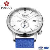 元の日本自動Move't 10ATM防水人のステンレス鋼の腕時計(61081M)