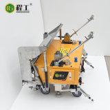 構築のための機械を塗る電気自動壁のレンダリング/Cement