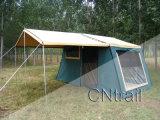 オーストラリア様式のトレーラーのテント