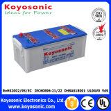 Alta batería cargada seca de plomo de la batería de coche del rendimiento 12V 92ah