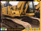 Excavador usado PC200-6, excavador de segunda mano usado de la correa eslabonada del excavador de KOMATSU PC200-6