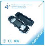 Empalme óptico impermeable al aire libre material de fibra de la PC con precio de fábrica