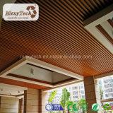 Soffitto dell'interno di legno ignifugo del PVC del composto WPC