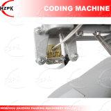 Máquina manual de la codificación de la impresora para el plástico de papel
