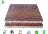 La qualité Aucun-Ajoutent le panneau fait face par mélamine de particules du formaldéhyde 9mm pour des meubles