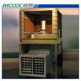 refroidisseur d'air évaporatif industriel de toit de guichet de mur du flux d'air 18000CMH