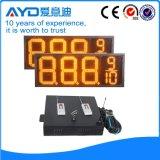 Hidly 12 인치 전자 LED 기름 표시