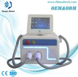Dois punhos Opt equipamento da beleza da clínica do cuidado de pele de Multifuctional
