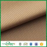 Tela de acoplamiento fuerte de la calidad de la venta de la fábrica de la tela de Jersey del balompié del acoplamiento