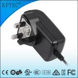 Fiche normale de l'adaptateur CA 25With12V/2A avec le petit produit d'appareil ménager