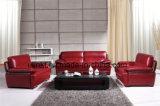 Sofà del cuoio genuino del salone (HX-FZ032)