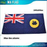 bandeiras do poliéster da Austrália Ocidental de 1800X900mm (B-NF05F03106)