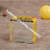 Compra de dobramento da caixa plástica do espaço livre do pacote dos doces do animal de estimação do produto comestível