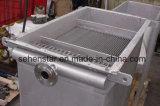Scambiatore di calore di ripristino di cascami di calore del gas di combustione