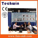 テレコミュニケーションの実験の光ファイバ話セット