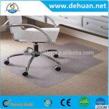 Циновка стула PVC, циновка настила офиса, половой коврик автомобиля PVC