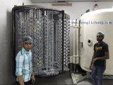 Línea de capa ULTRAVIOLETA automática de aerosol de la metalización del vacío