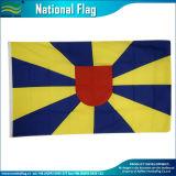 Bandierina ad ovest del Belgio della bandiera del Belgio Fiandre della bandiera belga del poliestere (J-NF05F09014)