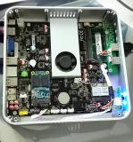 De nieuwste MiniKern van Intel van de Computer I7 met Goed 6*USB voor Huis en Bureau