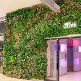 Melhor Artificial Plant Wall Flowers Wall Wedding Decoration