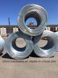 Qualitäts-kohlenstoffarmer galvanisierter Stahldraht-Maschendraht