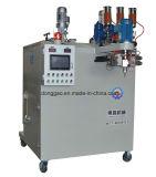 Máquina que hace espuma de adición automática de la PU del deslizador del color