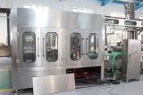 Máquina de enchimento de engarrafamento da selagem da bebida automática da cerveja do tampão de coroa