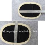 Mitaine véritable de lavage de laines de basane de la prime 100%