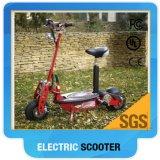 ハンドル棒が付いている36V電池1000Wモーター電気スクーター