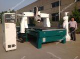 CNC van de Machines van de Gravure van de Steen van de cilinder de Beeldhouwer van het Graniet met Roterend