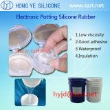 Gomma di silicone liquida di impregnazione per il LED con il puntello 55 una durezza