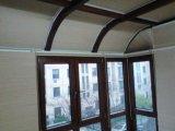Markt Roof Top House Brille Fenster-Vorhänge