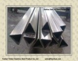 Tuyauterie Shaped spéciale d'acier inoxydable de triangle
