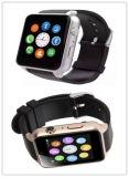 인조 인간과 Ios를 위한 사진기 심박수 모니터 NFC Smartwatch를 가진 지능적인 시계가 새로운 Gt88 GSM SIM 카드에 의하여 Bluetooth