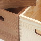 Casella di legno/contenitore di imballaggio su ordine