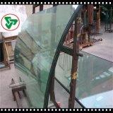 het Duidelijke vlak Aangemaakte Glas van 319mm/Glas Toughed
