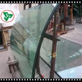 3-19mm Vidrio templado plano claro / vidrio tachonado