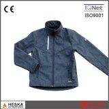 Стильная напольная куртка Mens Ripstop Softshell шестерни