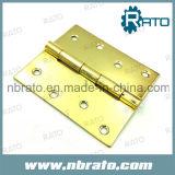 Preiswertes quadratische Ecken-flaches Eisen-Scharnier
