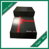 Roter Farbband-Drucken-PappePpaer Kasten