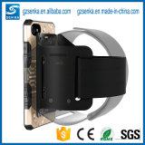 Housse de téléphone à bandoulière avec support pour iPhone 6 Plus